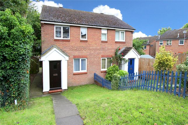 Thumbnail Semi-detached house for sale in Station Road, Kings Langley