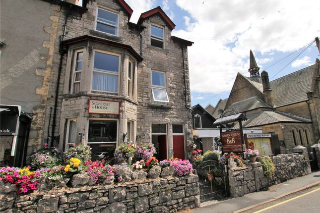 Thumbnail Terraced house for sale in Somerset House, Kents Bank Road, Grange-Over-Sands