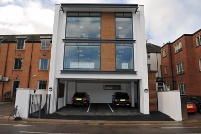 Thumbnail Office to let in Second Floor Offices, 14 St Andrews Crescent, Cardiff