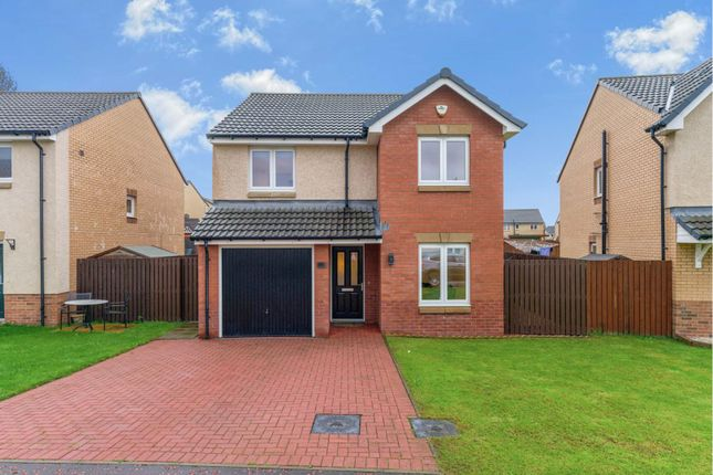 4 bed detached house for sale in Glen Lochy Court, Dumbarton G82