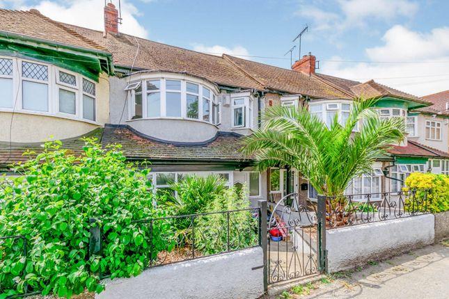 Thumbnail Terraced house to rent in Grange Road, Gillingham