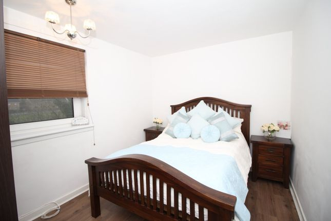Bedroom of Kinnell Path, Glasgow, Lanarkshire G52