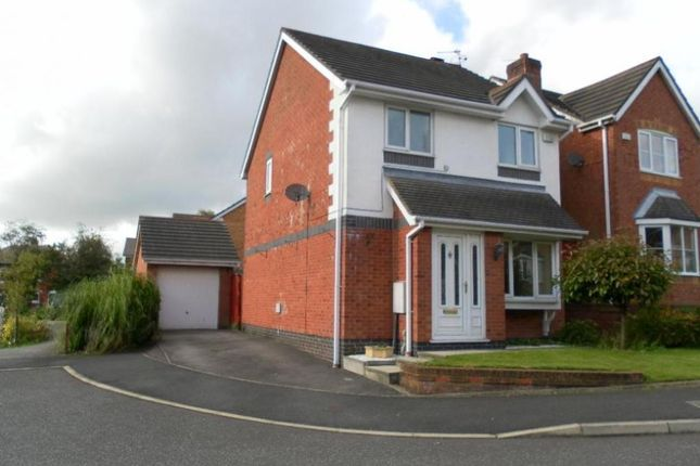 Thumbnail Detached house to rent in Inglewood Close, Bury