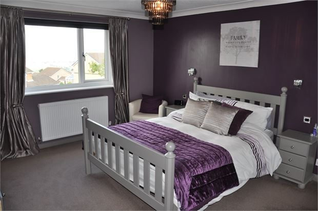 Bedroom One of Ovington View, Prudhoe, Northumberland. NE42