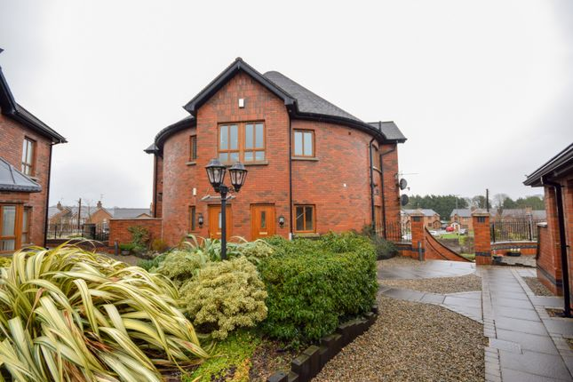 Thumbnail Flat for sale in Parkmore Heights, Ballymena