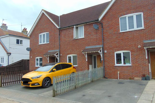 Thumbnail Terraced house to rent in Yeomans Square, Hoppers Way, Singleton, Ashford