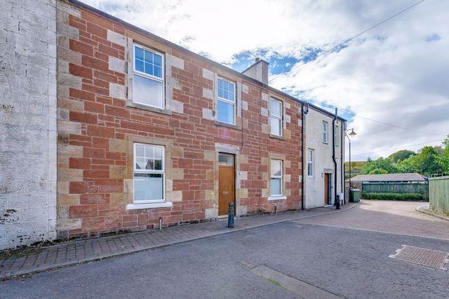 2 bed flat for sale in New Street, Dalmellington, Ayr KA6