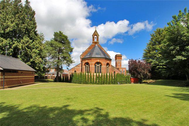 Clock Tower of The Chapel, Chartham, Canterbury, Kent CT4