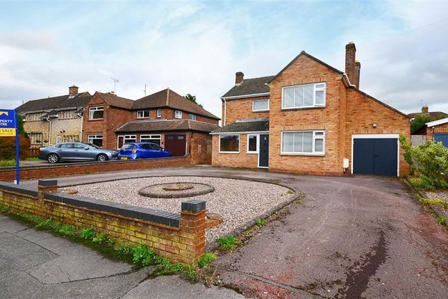 Thumbnail Detached house for sale in Chosen Drive, Churchdown, Gloucester