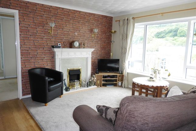 Thumbnail Flat for sale in Pantglas, Llanbradach, Caerphilly
