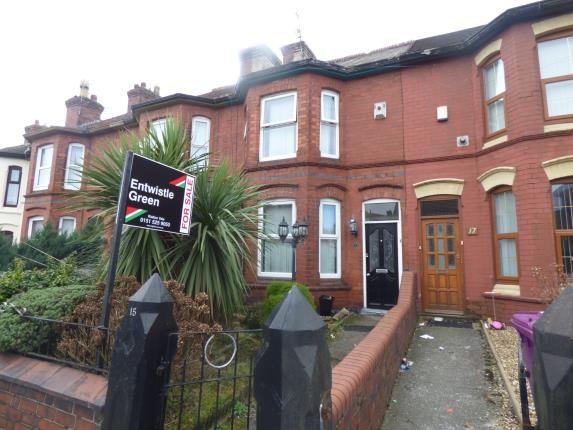 Front of Tilney Street, Liverpool, Merseyside L9