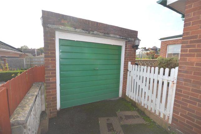 Garage of Hampshire Close, Exeter, Devon EX4