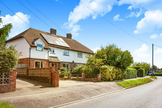 Thumbnail Semi-detached house for sale in Pollards Oak Road, Hurst Green, Oxted