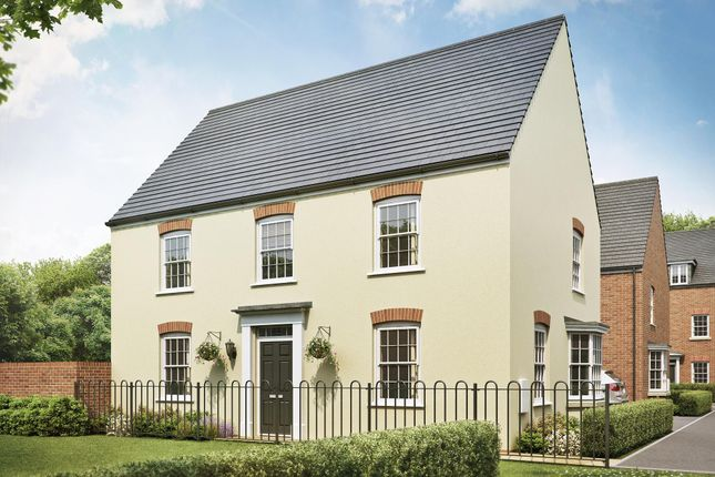 """Thumbnail Detached house for sale in """"Cornell"""" at Wookey Hole Road, Wells"""