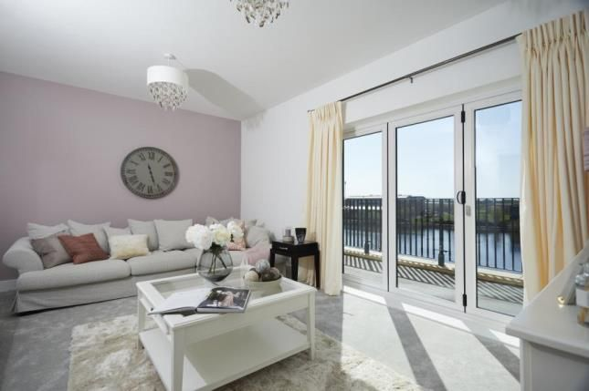 Thumbnail Property for sale in Infinity Riverside, Millennium Drive, Stockton On Tees