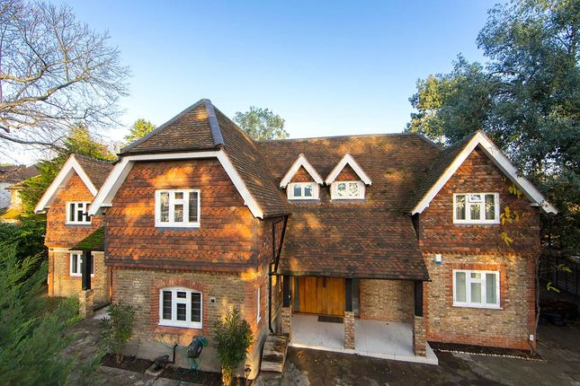 Thumbnail Detached house for sale in Warren Road, Coombe Hill