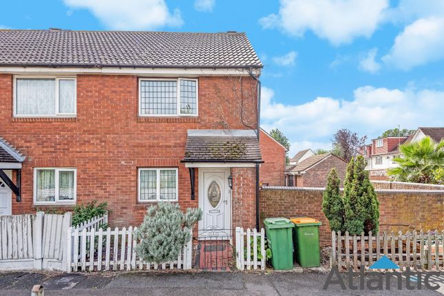 Thumbnail End terrace house for sale in 8 Hickman Close, Newham