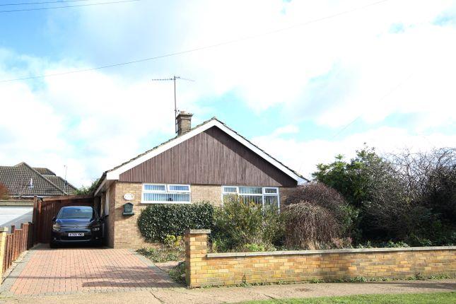Detached bungalow for sale in Park Road, Burton Latimer