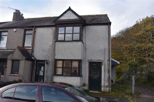 Thumbnail End terrace house for sale in Trewyddfa Terrace, Swansea