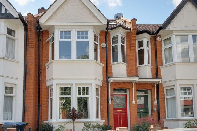 Thumbnail Terraced house for sale in Lightcliffe Road, London