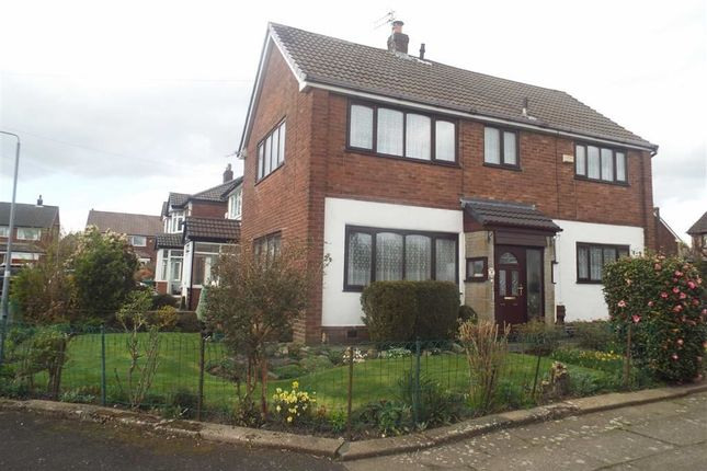Thumbnail Semi-detached house for sale in Simister Drive, Bury