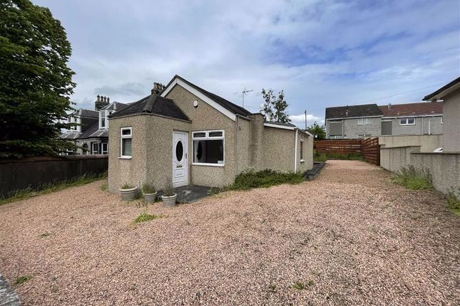 Thumbnail Detached bungalow for sale in 46, Station Road, Cardenden, Fife