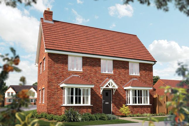 "Thumbnail Property for sale in ""The Sheringham"" at Heron Way, Edleston, Nantwich"