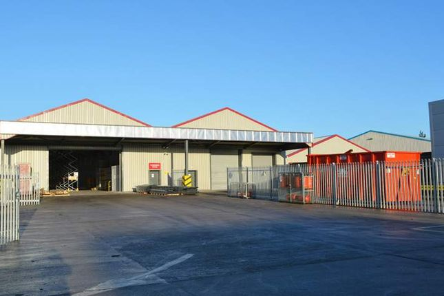 Thumbnail Industrial to let in Link Road, Huyton Industrial Estate, Liverpool