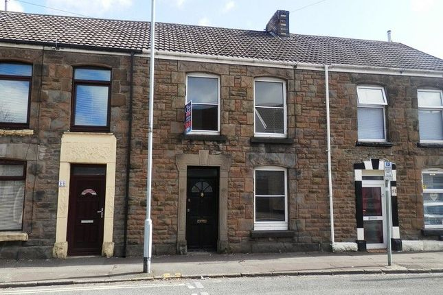 Thumbnail Terraced house to rent in Glantawe Street, Morriston, Swansea.