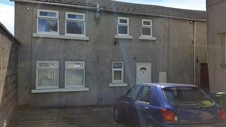 Thumbnail Flat to rent in Irving Street, Workington, Cumbria