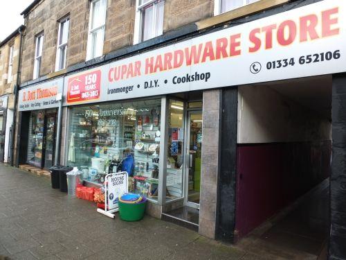 Thumbnail Retail premises for sale in Cupar, Fife