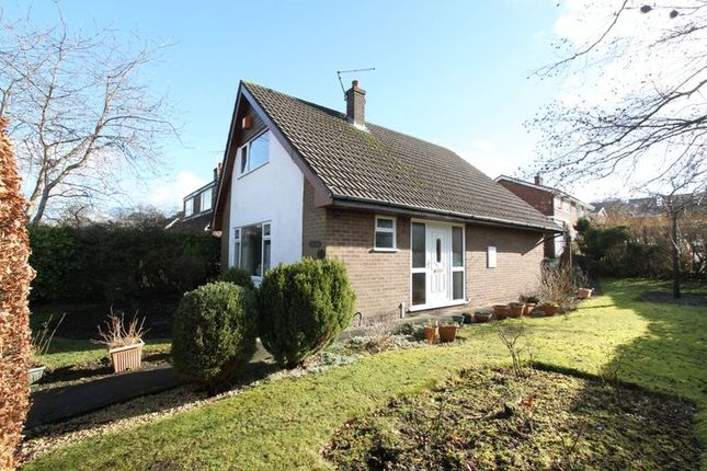 Thumbnail Detached house for sale in Chestnut Road, Loggerheads, Market Drayton