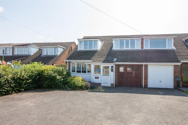 3 bed semi-detached house for sale in Deerfold Crescent, Burntwood WS7