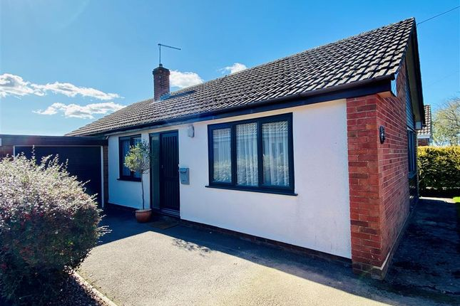 Thumbnail Detached bungalow for sale in Homefield, Shaftesbury