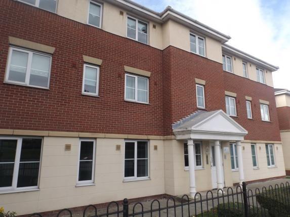 Front of Walton Lane, Liverpool, Merseyside L4