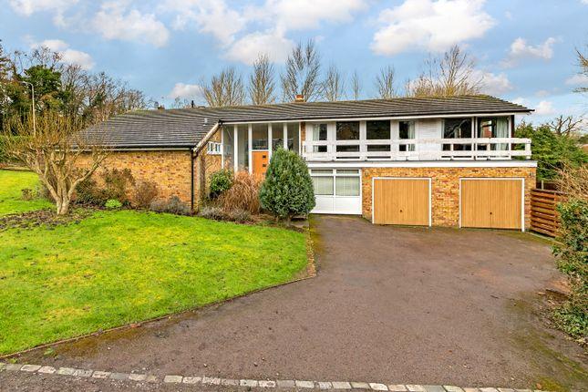 Thumbnail Detached house for sale in Aspen Close, Bragbury End, Stevenage