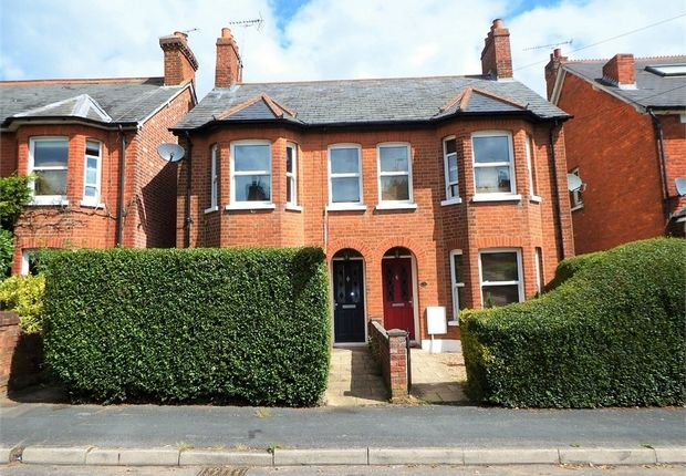 Thumbnail Semi-detached house for sale in High View Road, Farnborough, Hampshire