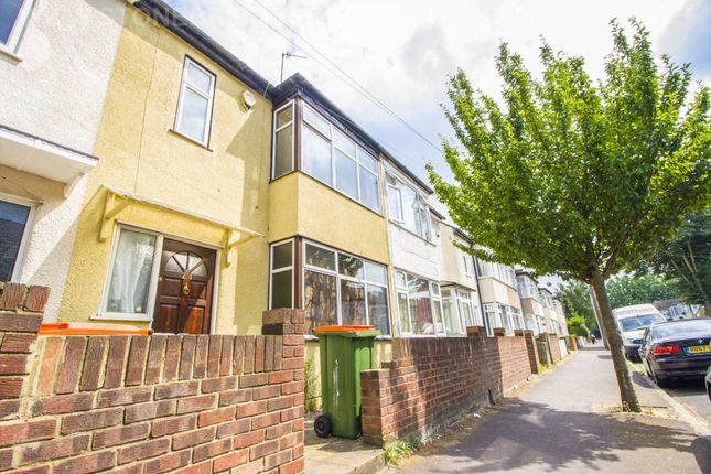 Thumbnail Terraced house to rent in Grantham Road, Manor Park