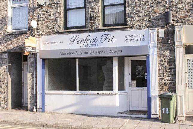 Thumbnail Retail premises to let in Tonyrefail -, Porth