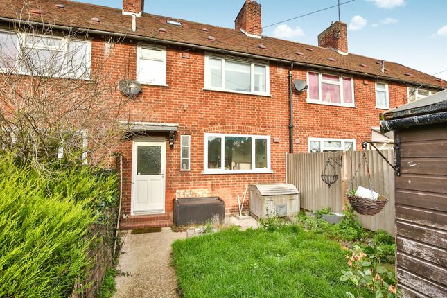 Thumbnail End terrace house for sale in Monks Close, Bircham Newton, King's Lynn