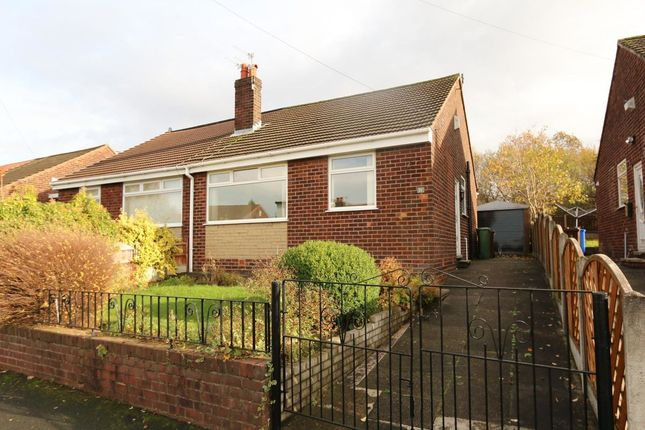 Thumbnail Bungalow to rent in Windermere Avenue, Denton, Manchester