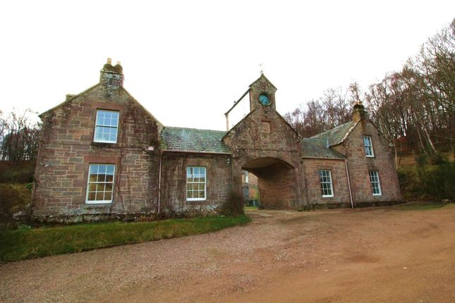 Thumbnail Flat to rent in Rothes, Aberlour