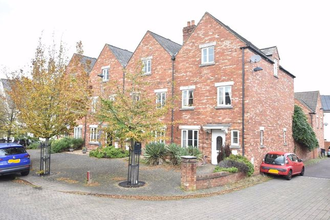 Thumbnail 3 bed end terrace house for sale in Kings Drive, Stoke Gifford, Bristol