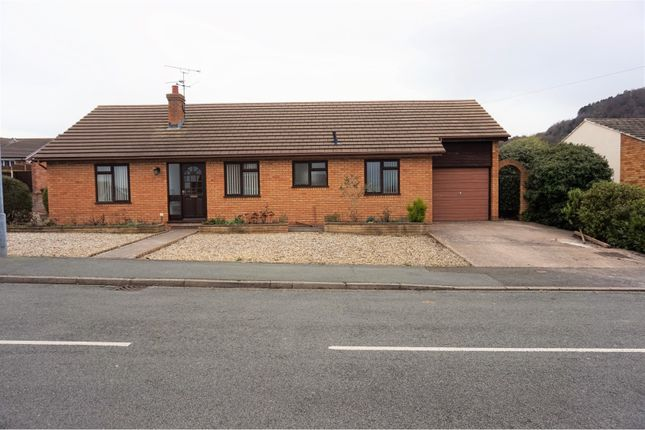 Thumbnail Detached bungalow for sale in Coed Celyn, Abergele