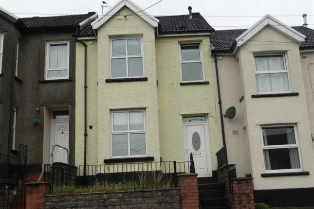 Thumbnail Terraced house to rent in Hillside, Mountain Ash, Rhondda Cynon Taf