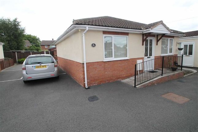 Thumbnail Detached bungalow for sale in Corndon Drive, Sundorne, Shrewsbury