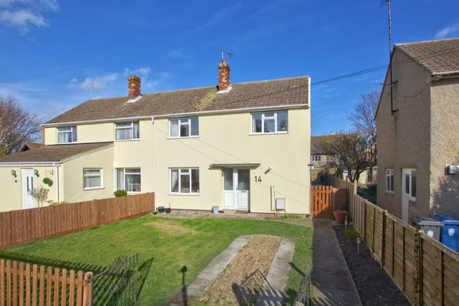 Thumbnail Semi-detached house for sale in Carter Close, Duxford, Cambridge