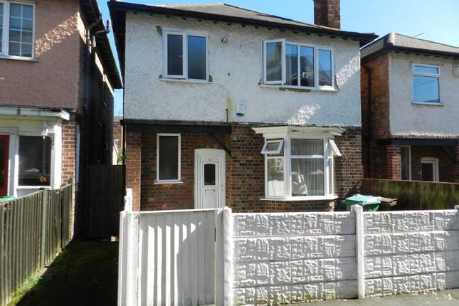 Thumbnail Detached house for sale in 6 Ash Villas Carrington, Nottingham