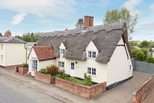 Thumbnail Cottage for sale in High Street, Cavendish, Sudbury