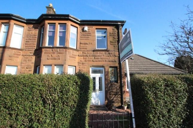 Thumbnail End terrace house for sale in Busby Road, Clarkston, East Renfrewshire